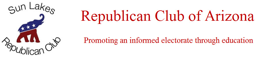 Sun Lakes Republican Club